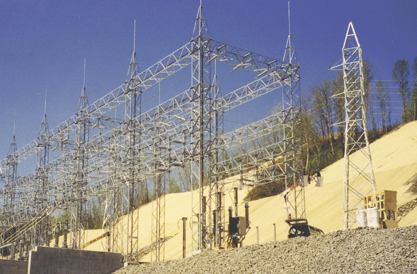 Benchmarking And Control Indicators For Electrical Substation Projects Circuit Breaker Replacement Project Carries Environmental Benefit